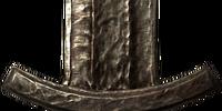 Broken Iron Sword Handle