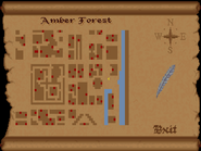 Amber Forest Full Map