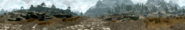 TESV Panorama Whiterun