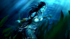 Legends Nereid