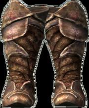 Chitin Heavy Boots DB