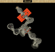 Ghostgate Sharapli Interior Map Morrowind