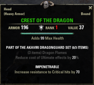 Akaviri Dragonguard - Crest V1