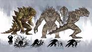 Murkmire Behemoth Concept Art