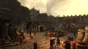 RavenRock Dragonborn Screen