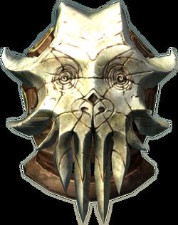 Dragonborn Cultist Mask