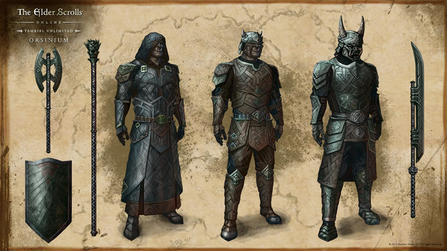 File:Ancient Orc Armors Concept Art.png