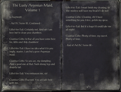 The Lusty Argonian Maid, Vol. 1