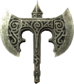 Broken steel battle axe head.png