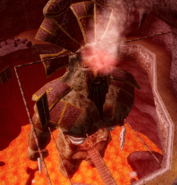 Akulakhan's Chambers (Numidium) - Morrowind