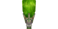 Burz's Glass Mace