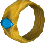Gold Emerald Ring 1