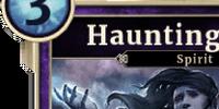 Haunting Spirit