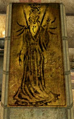 Shrine of the Tribunal - Almalexia - Morrowind