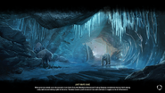 Lost Knife Cave (Online) Loading Screen