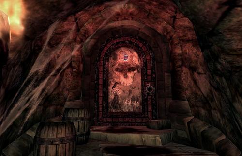 Dark Brotherhood Sanctuary (Oblivion)