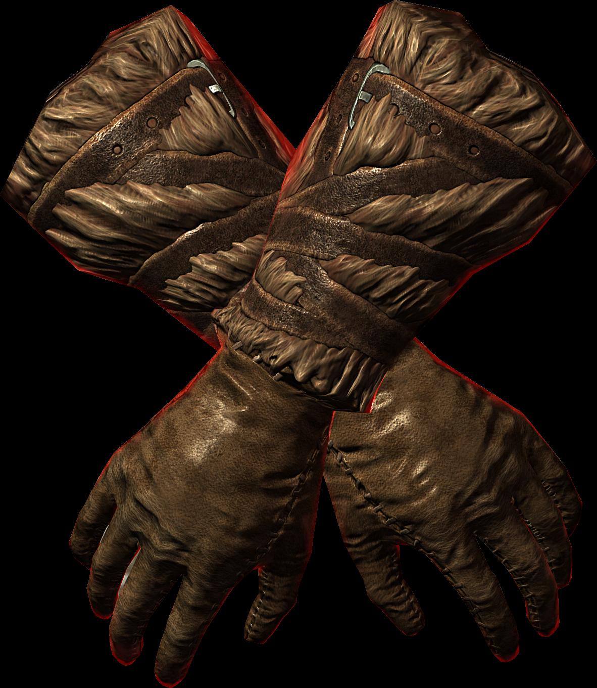 Black leather gloves skyrim - Black Leather Gloves Skyrim 9