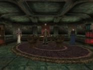 Mournhold Temple Office of the Lord Archcanon Interior