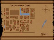 Verarchen hall view full map