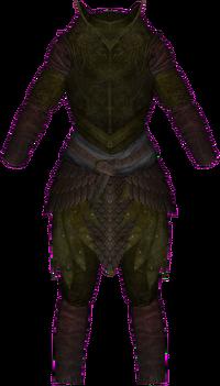 Elven Light Armor