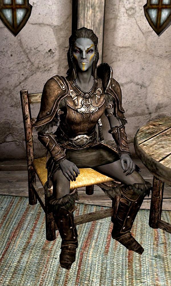 Daedric Armor Morrowind
