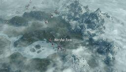 Merryfair Farm Map