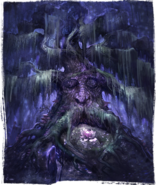 Y'ffre Tree Concept Art
