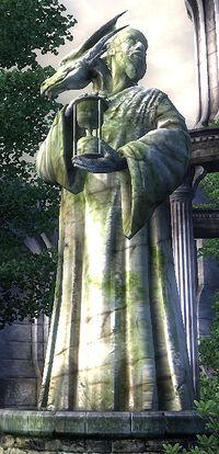 Statue akatosh
