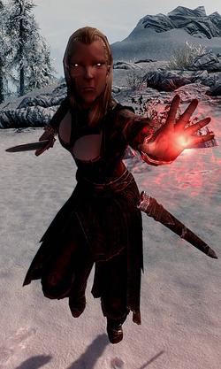 Vampire Assassin Dawnguard