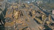 The Plains District Whiterun Skyrim