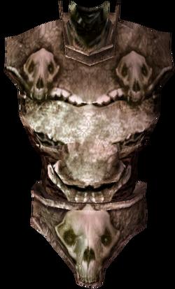 Dragonbone Cuirass MW