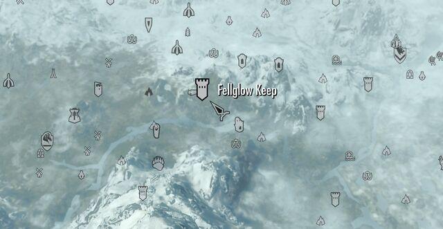 File:Skyrim map Fellglow Keep.jpg