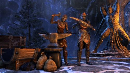 Crown Crafting Motifs Malacath Cult Elder Scrolls