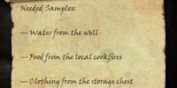 Barkbite Stronghold Shaman's List