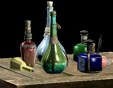 File:Potions (Skyrim) Load Screen.png