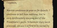 Lerineaux's Concerns