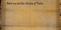 Eltrys' Note