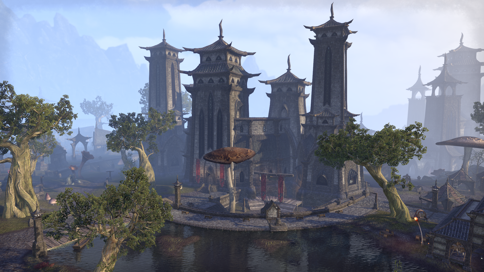 Daedric Armor Morrowind Mournhold (Onlin...