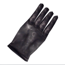TES3 Morrowind - Glove - Right Bal Molagmer Glove