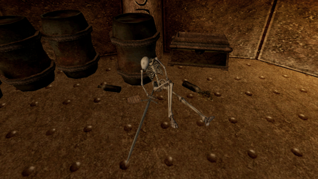 File:Mudan, Right Tower - Corpse of Peke Utchoo - Morrowind.png