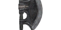 Steel Battle Axe (Oblivion)