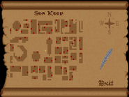 Sea Keep view full map