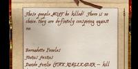 List of Death