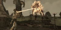 Rending Flames