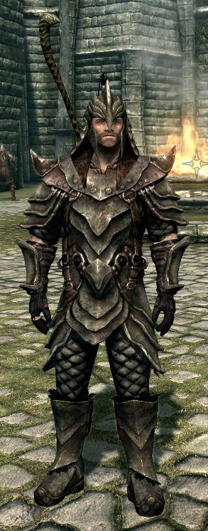 Orcish Armor (Skyrim)   Elder Scrolls   FANDOM powered by ...