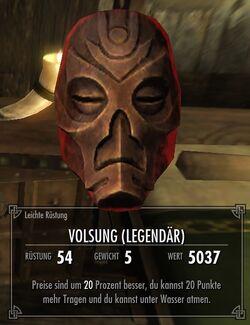 Volsung Maske