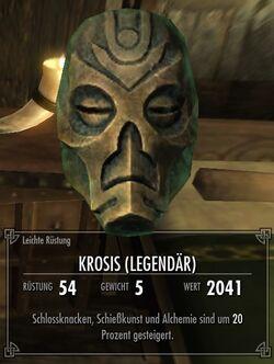 Krosis Maske