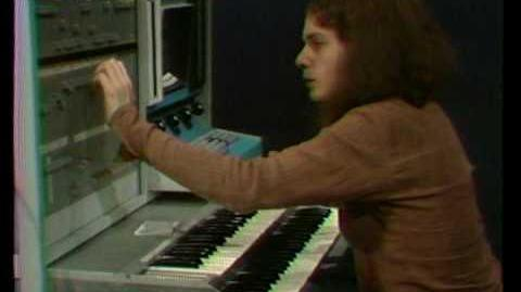 Laurie Spiegel plays the Alles Machine