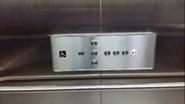 Kone KDS300 HandicappedStation White CentralEastVille