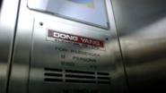 Older Dong Yang Nameplate